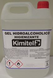 GEL HIDROALCOHOLICO